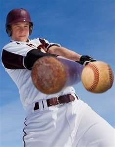 Bat on Ball Contac