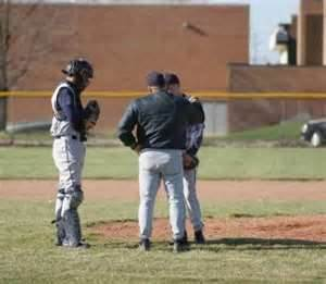 Coaching Baseball