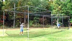 Backyard Batting Cage Ideas 35 best images about new coop ideas on pinterest mouse traps quails and old west town How To Build A Batting Cage